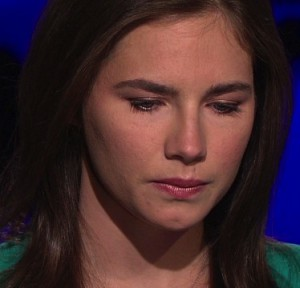 Amanda Knox on CNN