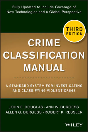 Crime Classification 3rd Edition