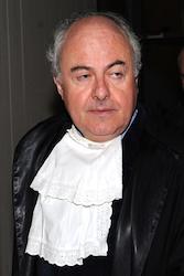 Public Minister Giuliano Mignini