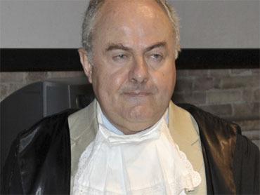 Italian Prosecutor Giuliano Mignini