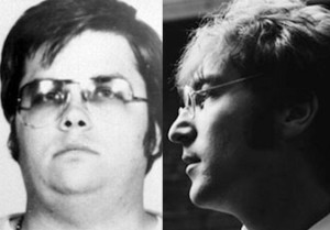 Mark David Chapman & John Lennon