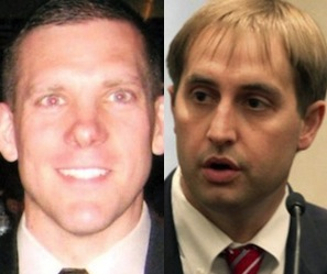 Special Agents Christopher Lorek & Stephen Shaw