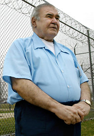 "William Heirens ""The Lipstick Killer"" in Jail"
